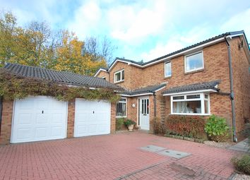 Thumbnail 5 bedroom detached house for sale in Martin Brae, Ladywell, Livingston
