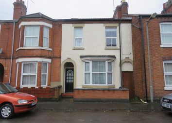 Thumbnail 3 bed terraced house for sale in Caldecott Street, Rugby