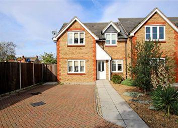 4 bed semi-detached house for sale in Fieldhurst Close, Addlestone, Surrey KT15