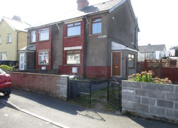 Thumbnail 3 bed semi-detached house for sale in Marcross Road, Ely, Cardiff