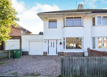 Thumbnail 3 bedroom semi-detached house for sale in Mary Armyne Road, Orton Waterville, Peterborough