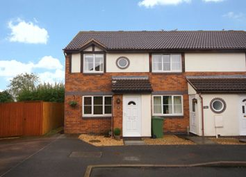 Thumbnail 2 bed terraced house for sale in Chichester Close, Belmont, Hereford