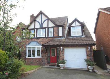 Thumbnail 4 bedroom detached house for sale in Rilldene Walk, Norden, Rochdale