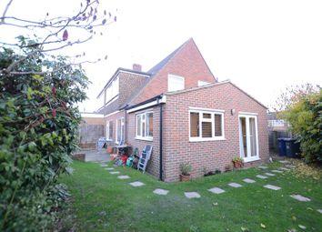 Thumbnail 3 bed semi-detached house to rent in Weywood Lane, Farnham