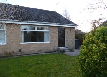 Thumbnail 2 bed bungalow to rent in Skiddaw, York