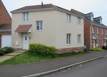 Thumbnail 3 bedroom property for sale in Belland Hill, Eynesbury, St. Neots