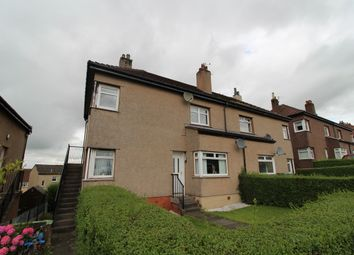 Thumbnail 2 bed flat to rent in Gartleahill, Airdrie, North Lanarkshire