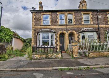 Thumbnail 2 bed end terrace house for sale in Orchard Street, Abergavenny