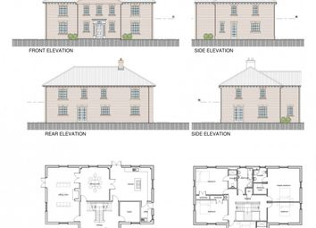 Thumbnail 5 bed detached house for sale in Doctors Road, Norwich, Norfolk