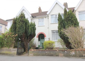 Thumbnail 3 bed terraced house to rent in Buckingham Place, Downend, Bristol