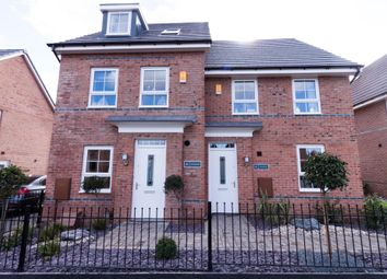 "Thumbnail 4 bed semi-detached house for sale in ""Rochster"" at Acacia Way, Edwalton, Nottingham"