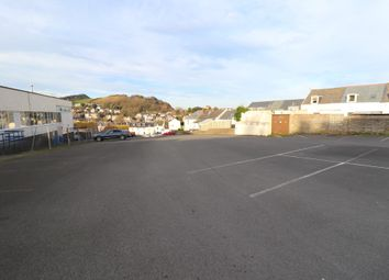Thumbnail Parking/garage for sale in High Street, Ilfracombe