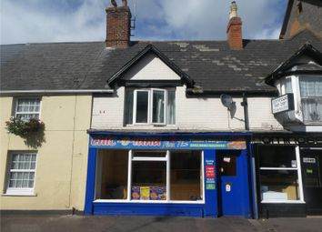 Thumbnail Retail premises for sale in North Street, Wellington, Somerset