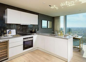 Thumbnail 3 bed flat to rent in Skyline Tower, Woodberry Down Estate, London