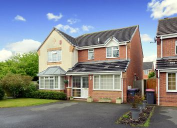 Thumbnail 4 bedroom detached house for sale in Warwick Way, Leegomery, Telford
