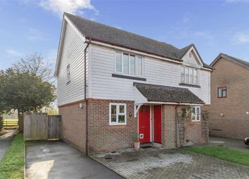Thumbnail 2 bed semi-detached house for sale in Westfields, Pluckley, Ashford