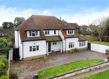 Thumbnail 4 bed detached house for sale in Knightscroft Avenue, Rustington, Littlehampton