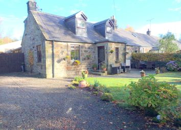 Thumbnail 3 bedroom terraced house for sale in The Village, Eglingham, Alnwick