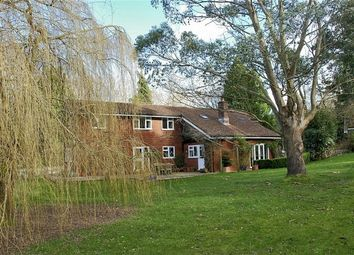 Thumbnail 5 bed detached house for sale in Tyrells Lane, Burley, Ringwood