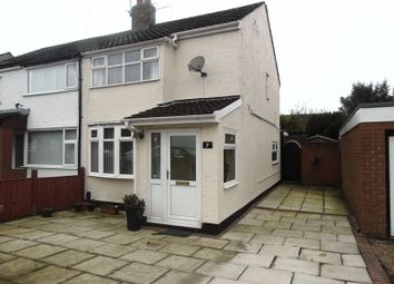 Thumbnail 2 bed semi-detached house for sale in St. Winifred Road, Rainhill, Prescot