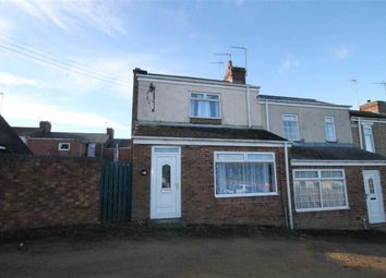 Thumbnail 1 bed end terrace house to rent in Clarence Gardens, Crook, County Durham