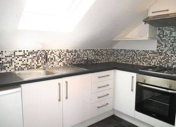 Thumbnail 1 bed flat to rent in Huddlestone Road, Willesden High Road