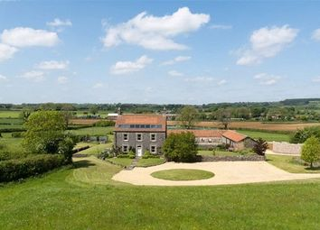 Thumbnail 6 bed detached house for sale in West Cranmore, Somerset