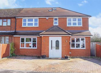 Thumbnail 5 bed semi-detached house for sale in Breadcroft Road, Maidenhead, Berkshire
