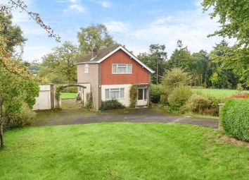 Thumbnail 3 bed detached house for sale in Ithon Road, Llandrindod Wells