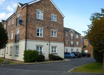 Thumbnail 2 bed flat to rent in Temple Court, Wakefield