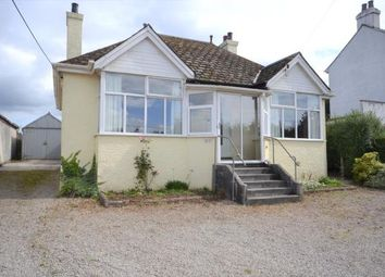 Thumbnail 2 bed detached bungalow for sale in Saltash Road, Callington, Cornwall