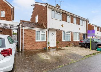 3 bed semi-detached house for sale in Robson Drive, Aylesford ME20