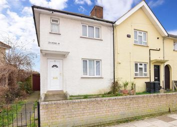 Dickens Road, Gravesend, Kent DA12. 3 bed end terrace house for sale