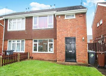 Thumbnail 1 bed flat to rent in Dinsdale Walk, Wolverhampton