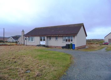 Thumbnail 3 bed detached bungalow for sale in Shawbost, Isle Of Lewis