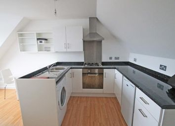 Thumbnail 1 bedroom flat to rent in St Albans Road, Watford