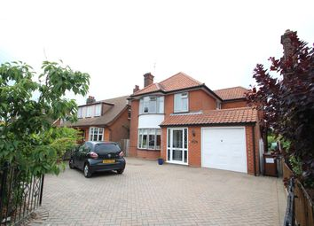 Thumbnail 4 bed detached house for sale in Crofton Road, Ipswich