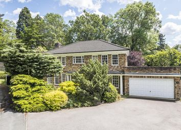 Thumbnail 4 bedroom detached house to rent in Old Farmhouse Drive, Oxshott