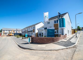 Thumbnail 3 bedroom semi-detached house for sale in Henry Avent Gardens, Plymouth