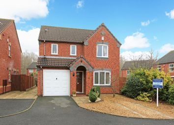 Thumbnail 3 bed detached house for sale in St. Helens Close, Wellington, Telford