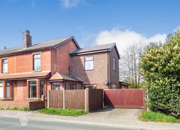Thumbnail 3 bedroom semi-detached house to rent in Preston Road, Coppull, Chorley
