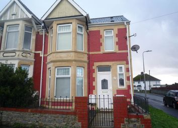Thumbnail 3 bed property to rent in Station Road, Rhoose, Vale Of Glamorgan