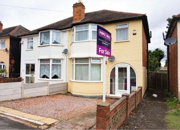 Thumbnail 3 bed semi-detached house for sale in Tyseley Lane, Birmingham