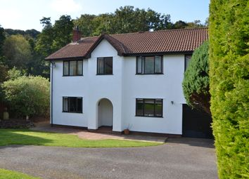 Thumbnail 5 bed detached house for sale in Trinity Gardens, Ilfracombe