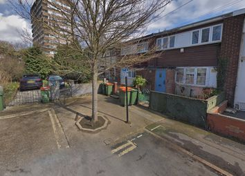 Thumbnail 1 bed terraced house to rent in Newman Road, London