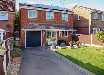 Thumbnail 3 bed detached house for sale in Leek New Road, (Parking Accessed Off Dairyfields Way), Sneyd Green, Stoke-On-Trent