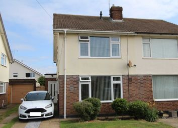 Thumbnail 2 bed semi-detached house for sale in Common Lane, Benfleet
