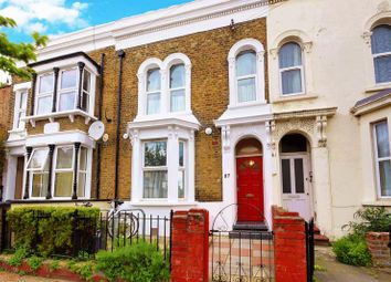 Thumbnail 4 bedroom terraced house for sale in Clifden Road, London