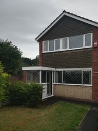 Thumbnail 3 bed detached house to rent in Tyrley Close, Compton/Wolverhampton