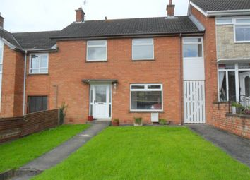 Thumbnail 4 bedroom terraced house for sale in 20, Castlehume Gardens, Belfast